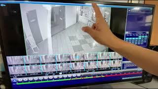 Motion Detection VS Face Detection VS Human Detection  Super Fast Playback (Cantonese)