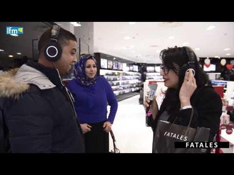 Duplex Fatales Tunis City (Géant) & Radio IFM jeu spécial Saint Valentin