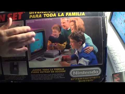 №3 Обзор Nintendo Entertainment System NES