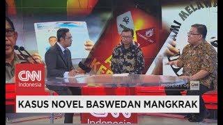 Polisi Putus Asa Ungkap Kasus Novel
