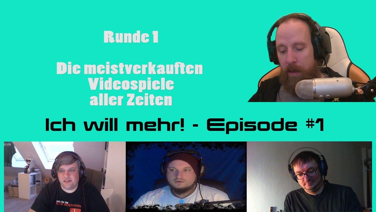 Ich will mehr 🤔 Episode #1 - YouTube