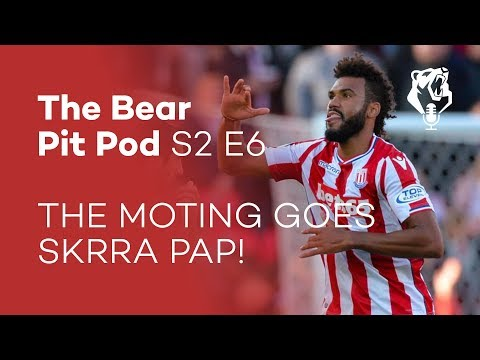 THE MOTING GOES SKRRA PAP! | S2 E6 | The Bear Pit Pod