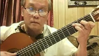 Huyền Thoại Một Chiều Mưa (Nguyễn Vũ) - Guitar Cover