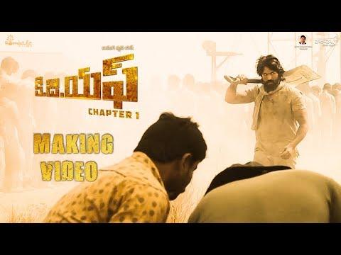 KGF Movie Making Video | Yash | Srinidhi Shetty | Prashanth Neel, Vijay Kiragandur