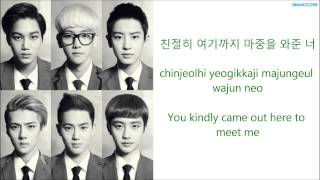 *NEW* EXO K - Don't Go (나비소녀) [Hangul/Romanization/English] Color Coded HD