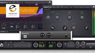 In this video from NAMM 2018 Pro Tools Expert Technical Editor Jame...