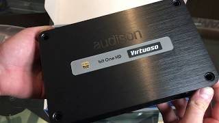 Check out audison australia's new flagship audio processor! with high-res capability, high-end analogue input and output circuity, 12 channels 13 o...
