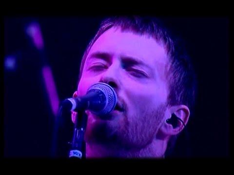Radiohead - Karma Police | Live at Amnesty International, Paris 1998 (1080p, 50fps)