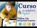 14 Curso Accesibilidad Digital – Software y Apps especializadas para personas Discapacidad Cognitiva