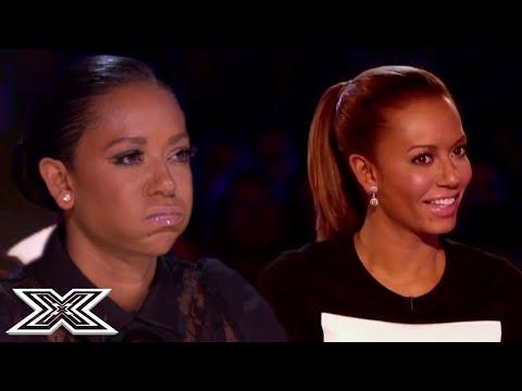 JUDGES Highlights - Best Of Mel B On X Factor Australia And UK   X Factor Global