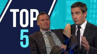 Top 5 | Carragher and Neville's Best Banter!