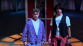 Robbie Rob - In Time  Bill and Ted's Excellent Adventure