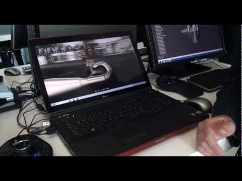 Dell Precision M6700 & Precision T7600 Workstations at Autodesk University  Germany (English)