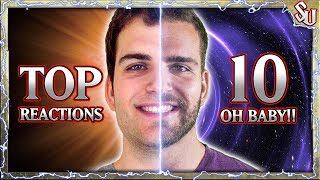Top 10 SimplyUnlucky Reactions! OH BABY!!