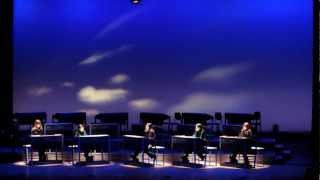 3月2日に開催された孫の音楽教室の発表会でのエレクトーンの演奏で上...