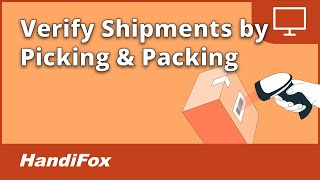 HandiFox - Pick and Pack Warehouse Software