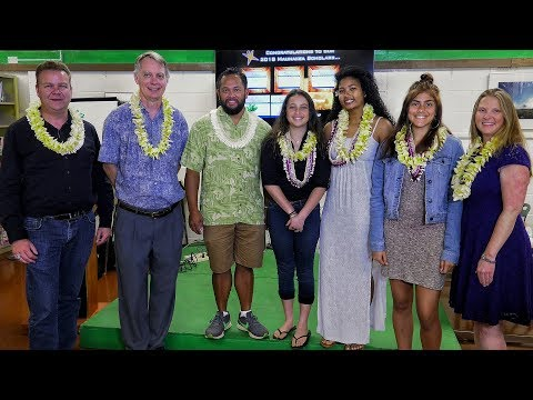 Moloka'i students work with world-class Maunakea telescopes