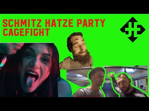 PRIMA LEBEN! TV JAN EHRET  SCHMITZ KATZE PARTY  CAGEFIGHT  MMA   FREIBURG  CLUBKULTUR  ELCTRO