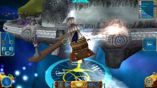 Treasure Planet: Battle at Procyon Multiplayer: Highlights 2