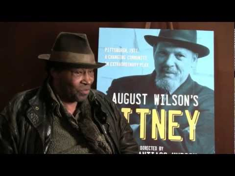 Anthony Chisholm - Inside the Rehearsal Room: August Wilson's JITNEY