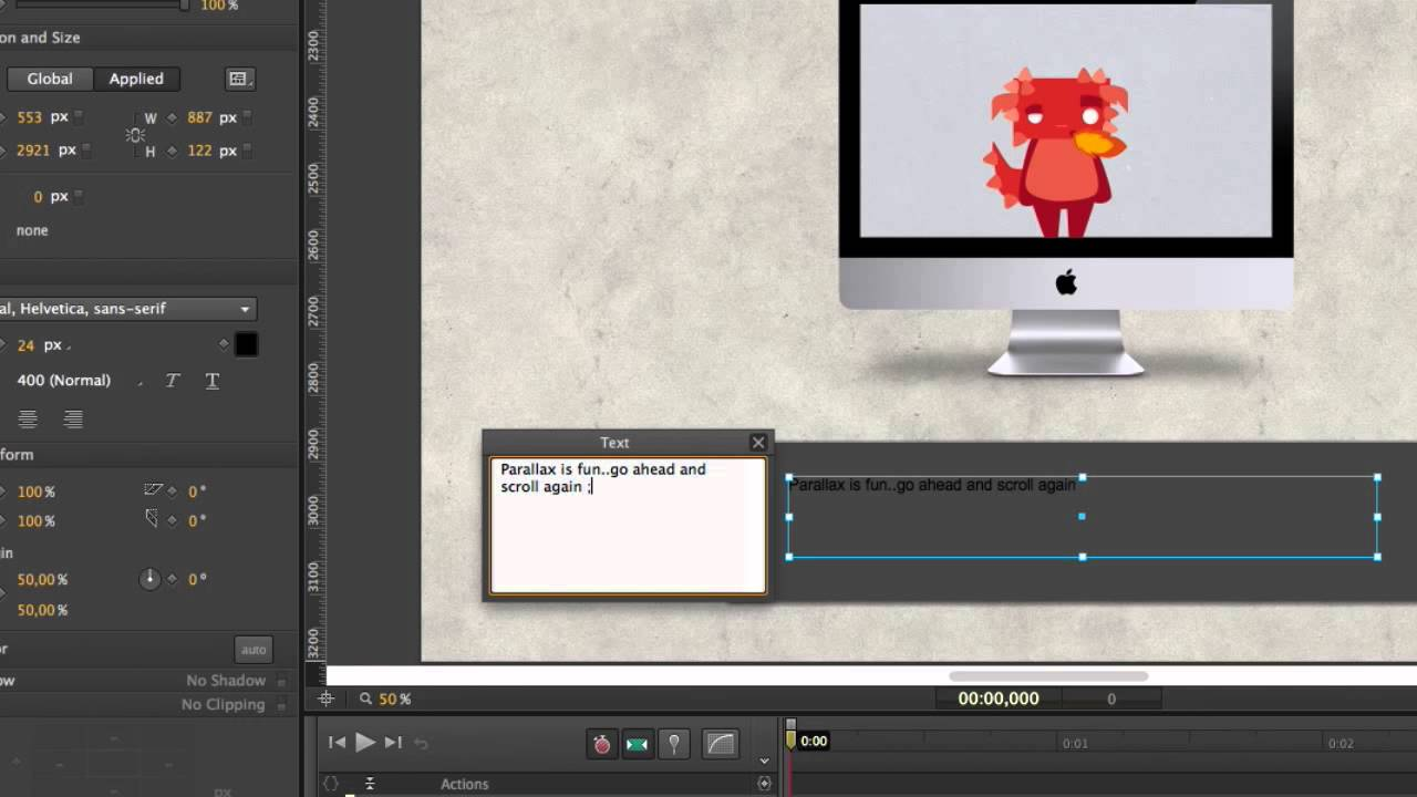 Parallax scrolling made easy adobe edge animate online week parallax scrolling made easy adobe edge animate online week episode 9 youtube pronofoot35fo Image collections