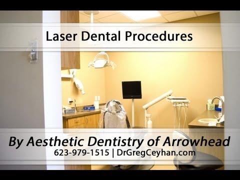 Laser Dental Procedures By Aesthetic Dentistry of Arrowhead