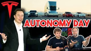 Tesla's Autonomy (aka RoboTaxi) Day | In Depth