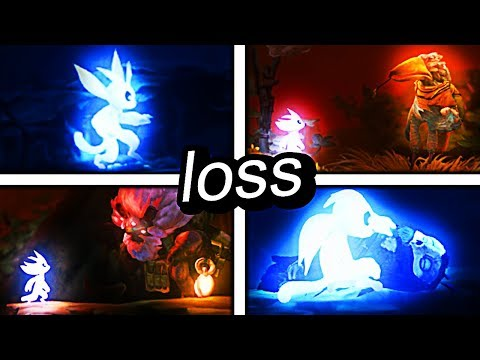 ORI AND THE WILL OF THE WISPS IS TOO SAD