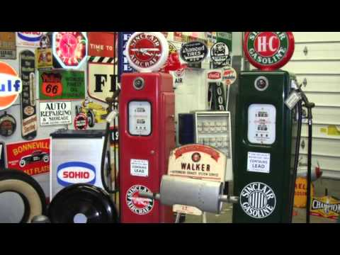 American Gas Pump Heaven Museum