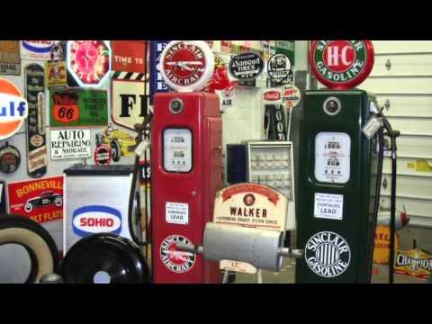 American Gas Pump Heaven Museum