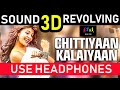 Chittiyaan Kalaiyaan 3D Revolving Sound Use Headphone - Flying Speakers