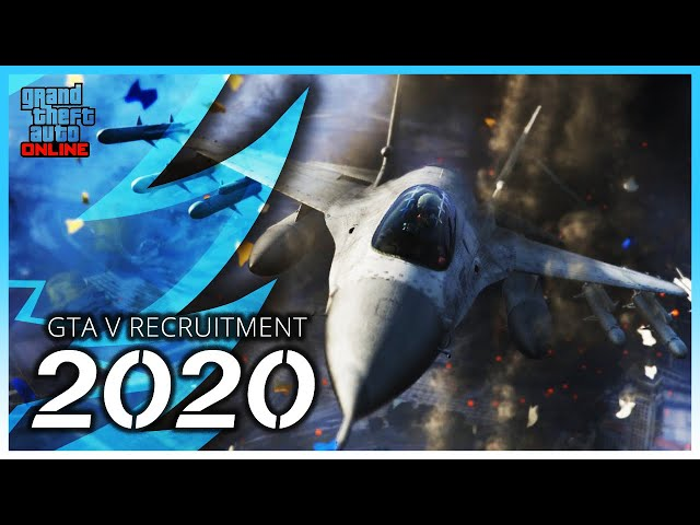 PC Pilots GTA V Crew Recruitment 2020 – Socialclub Crew Promo