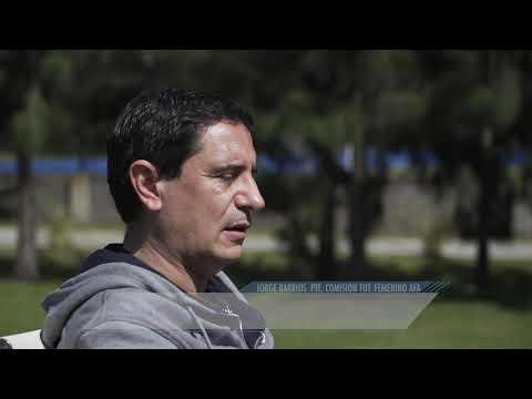 Entrevista a Jorge Barrios, Presidente de la Comisión de Fútbol Femenino de AFA
