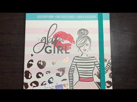 *New* Happy Planner Girl Accessory Book-Glam Girl 💋