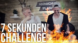 7 SEKUNDEN CHALLENGE + FIESE BESTRAFUNG || MunichFlash
