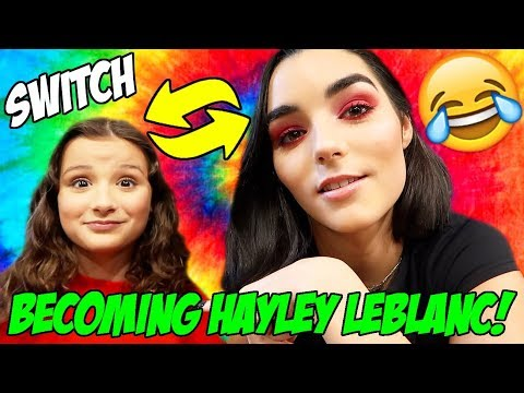 Becoming Hayley LeBlanc