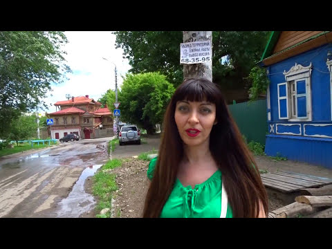 Russia, Stinky Ghetto Area in My Town, VLOG: Life in Province 8