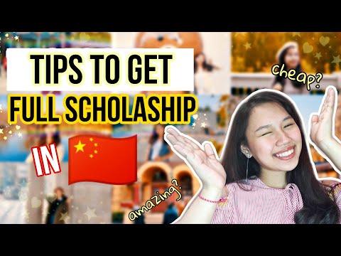 HOW TO GET FULL SCHOLARSHIP Tips,Tricks, Secret ! Indonesia English