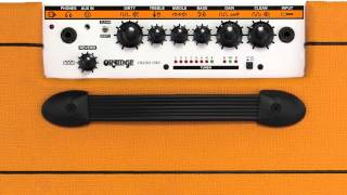 Orange Crush 35RT Guitar Combo Amplifier Review by Sweetwater Sound