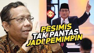 """Download Video Mahfud MD Kembali Tabok Prabowo """" Indonesia Punya Modal Untuk Tidak Bubar & Punah """" MP3 3GP MP4"""