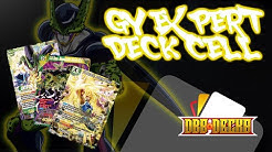 GY Expert Deck Cell Unison | Set 10 Profile and Gameplay | DBS-Decks.com