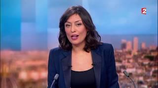 La collégiale de La Romieu en vue aérienne pour France 2