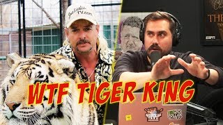 Pardon My Take Reacts to Netflix's Insane Documentary Tiger King