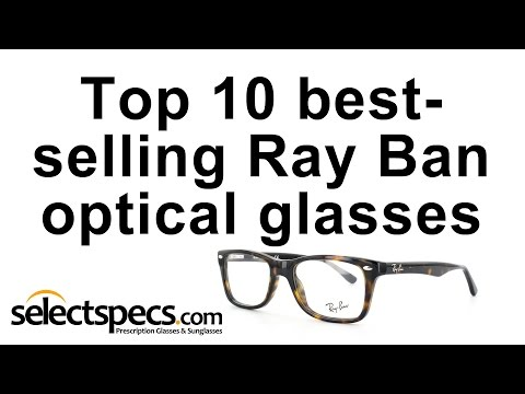Top 10 Bestselling Optical Ray Ban 2015 - With Selectspecs.com