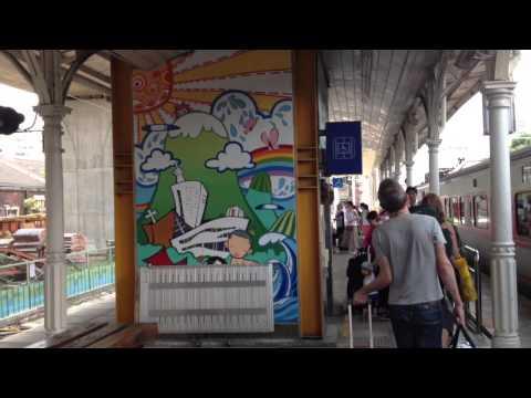 Taiwan Travel: Hsinchu to Taichung by Train