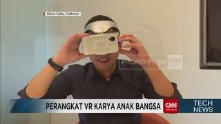 FullDive, Perangkat Virtual Reality Karya Anak Bangsa