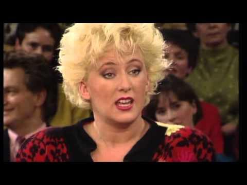 Karin Bij Sonja Barend 1989