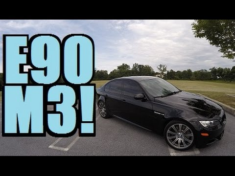 2008 BMW E90 M3 Review! Still the Ultimate Driving Machine??