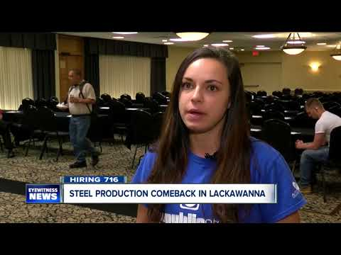 Republic Steel hiring 30 in Lackawanna