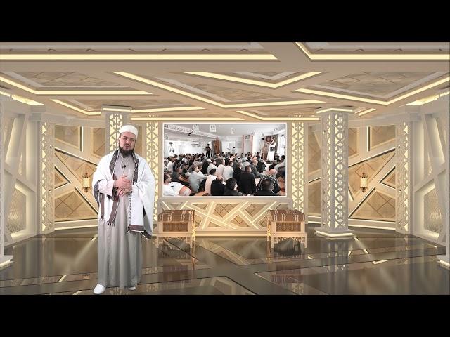 Gratulation anlässlich des Festes  //  تهنئة من القلب بمناسبة عيد الفطر السعيد